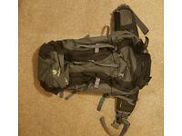Deuter 55L + 10 Backpack - Very Good