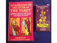 Oswald Wirth Tarot + book