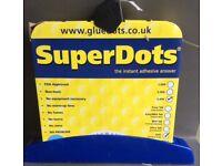 Glue Dots 4500+ SUPER-DOTS, Craft, Hobbies, Office, Retail
