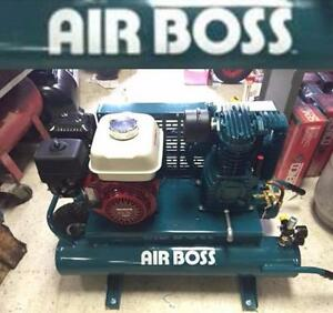 Air Boss 9 HP 9 Gal Air Compressor