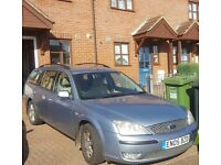 Ford mondeo ghia estate