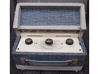 Vintage 1958 Sky Baronet Portable Radio