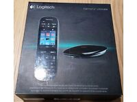 Logitech Harmony Ultimate Remote Control and Hub New and sealed