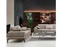 ND-25 Brand New Fabric Sofa