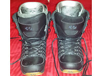 ThirtyTwo Snowboard Boots, size 11, Eur 46