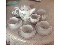 M&S tea set for sale.unused.