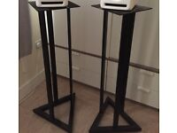 Deluxe Studio Monitor Speaker Stands