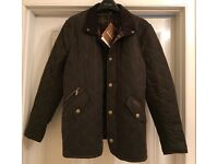 SOLD: Barbour Sports Jacket: Mens small
