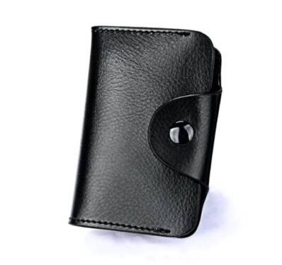 8f9c328211471 Geldbeutel Portmonee Karten Business Moneypenny Leder schwarz in ...