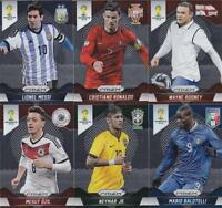 2014 Panini Prizm World Cup Soccer Complete Base Set 201 Cards