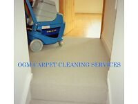 OGM professional CARPET & UPHOLSTERY& MATTRESS cleaning services RCB checked, Certified, Insured