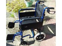 Careco wheelchair lightweight