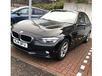 2014 BMW 3 SERIES 4 doors, 320d, 1995 (cc), tax'd, 12 months mot & insured. Full Service history.
