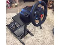 PS4/XBOX Steering Wheel Stand