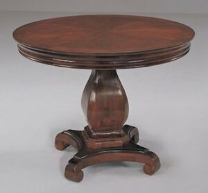 42 inch round conference table pedestal base with scroll for Table th no scroll
