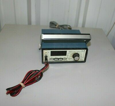 Heathkit Im-2202 Vintage Digital Multimeter Equipment W Cords - Powers On