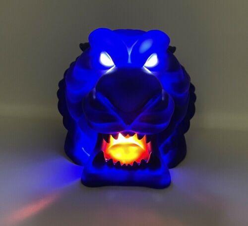 Disney Aladdin Cave of Wonders Tiger Head Mood Night Light 15 Min Shut Off