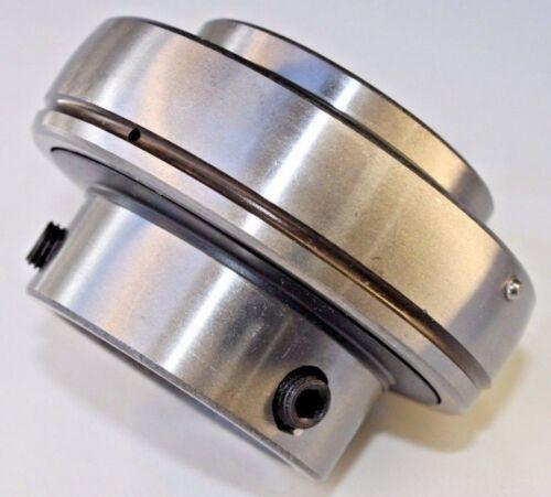 Premium UC206  Insert Bearing 30mm Bore  w/Set Screw Re-lube Type  Spherical OD