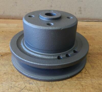 Clark Forklift Continental Engine Used Water Pump Pulley F226k317 4.875 Diameter