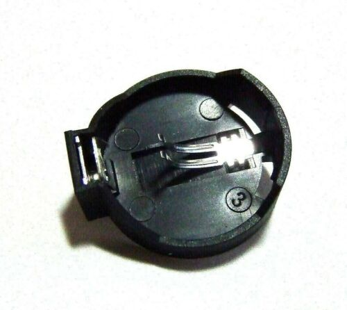 2 3V CR2032 CR2025 2 pin motherboard button cell battery holder adapter