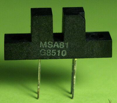 Msa81 Photo Coupled Interrupter Module Npn Darlington Nte 3101