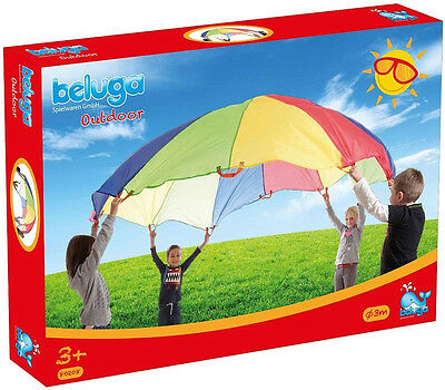 Beluga Outdoor Schwungtuch Parachute 3 Meter 12 Halteschlaufen NEU ovp 226983
