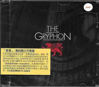 The Gryphon Power & Grace 24K Gold CD