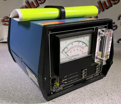 Teledyne Analytical Instruments 275r Turbine Generator Purge Gas Analyzer