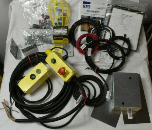 Otis Access Alert Elevator Hoistway Safety Enhanced Equipment