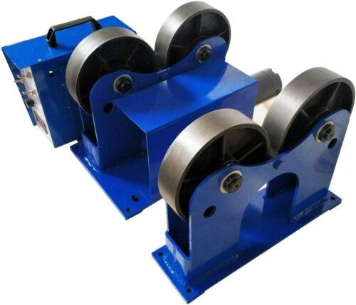 Iron Wheel Welding Turning Roll Welding Support Positioner Roller 110V 120W