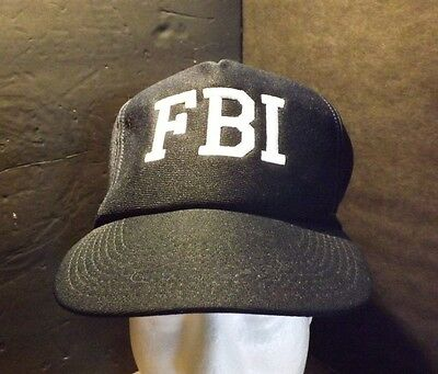 FBI Ball Cap