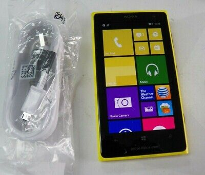 Nokia Lumia 1020 Lumia 909 32GB YELLOW/BLACK (AT&T) PROTOTYPE FREE BUNDLE/SHIP