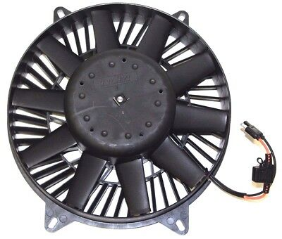 Ac Condenser Fan 12v Vector Style 73r8712