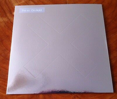 "The XX - On Hold - Vinyl (limited 1-sided etched 7"") BRAND NEW Jamie"