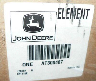 Oem John Deere Air Cleaner At300487 Original Equipment