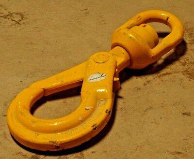 Gunnebo Safety Hook Bkg Classic Grade 8 13-8 Pn Z291527