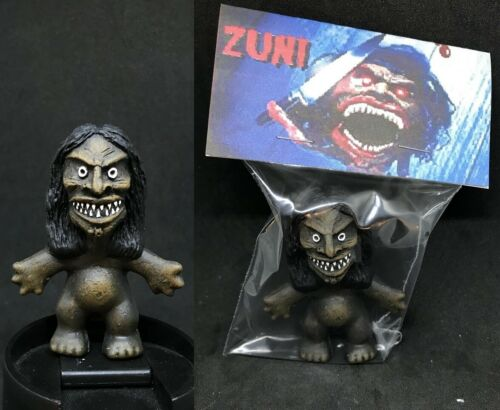Universal Monsters Custom Piece Tiki Trilogy of Terror Zuni Monster Nik Troll