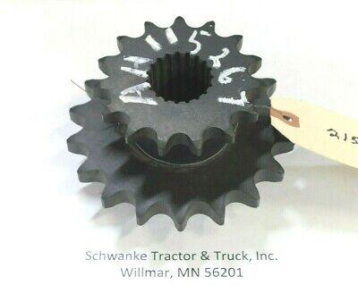 A-ah115267 Walker Shoe Drive Sprocket For Late John Deere 6620 6622 Combine