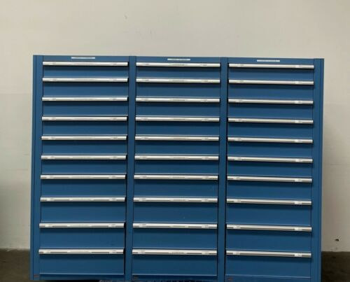 Lista 3 Row 10 Drawer Storage Cabinet  Various Drawer Sizes