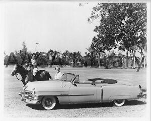 1953-Cadillac-Series-62-Convertible-Factory-Photo-Ref-30245