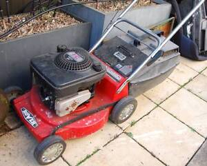 Rover lawn mower catcher 4.5hp i/c engine needs new pull starter Panania Bankstown Area Preview