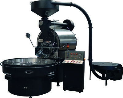 60 Kilo 132lb Ozturk Commercial Coffee Roaster New With Loader