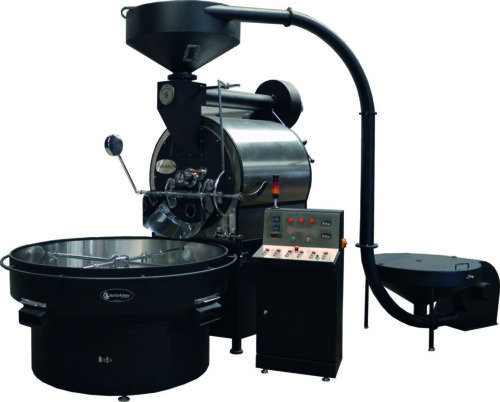 60 Kilo/ 132lb OZTURK Commercial Coffee Roaster New with loader