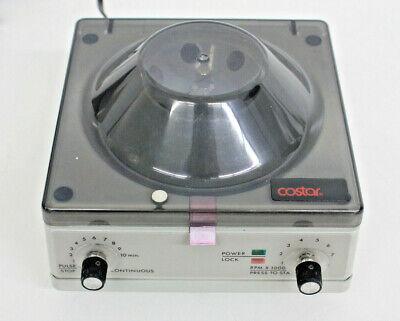 Costar Mini Centrifuge 6 Positions 1000-8000 Rpm