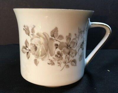 Twilight Rose Cup (JOHANN HAVILAND TWILIGHT ROSE COFFEE TEA CUP BAVARIA GERMANY JOHTWR )
