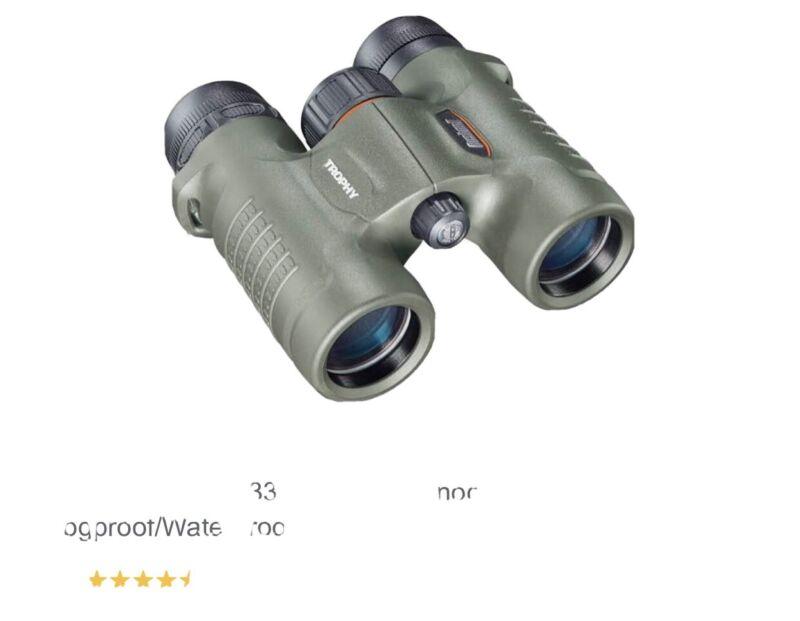 Bushnell Trophy Binocular 8X32 (333208)