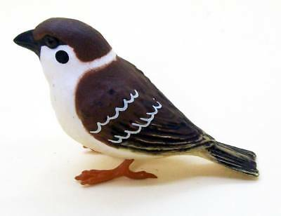 Shine-G bird German Eurasian tree sparrow detailed figure US seller new NIP