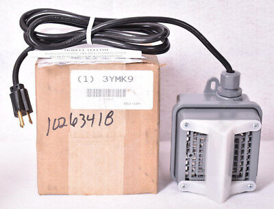 Federal Signal 3ymk9 Phone Extension Ringer Horn Strobe Telc-120