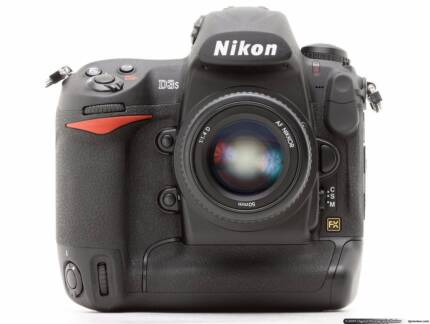 Nikon D3S Camera and lenses West Perth Perth City Preview
