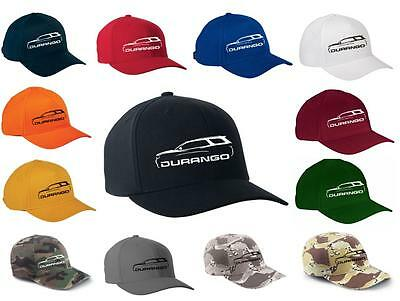 Dodge Durango Classic Color Outline Design Hat Cap NEW
